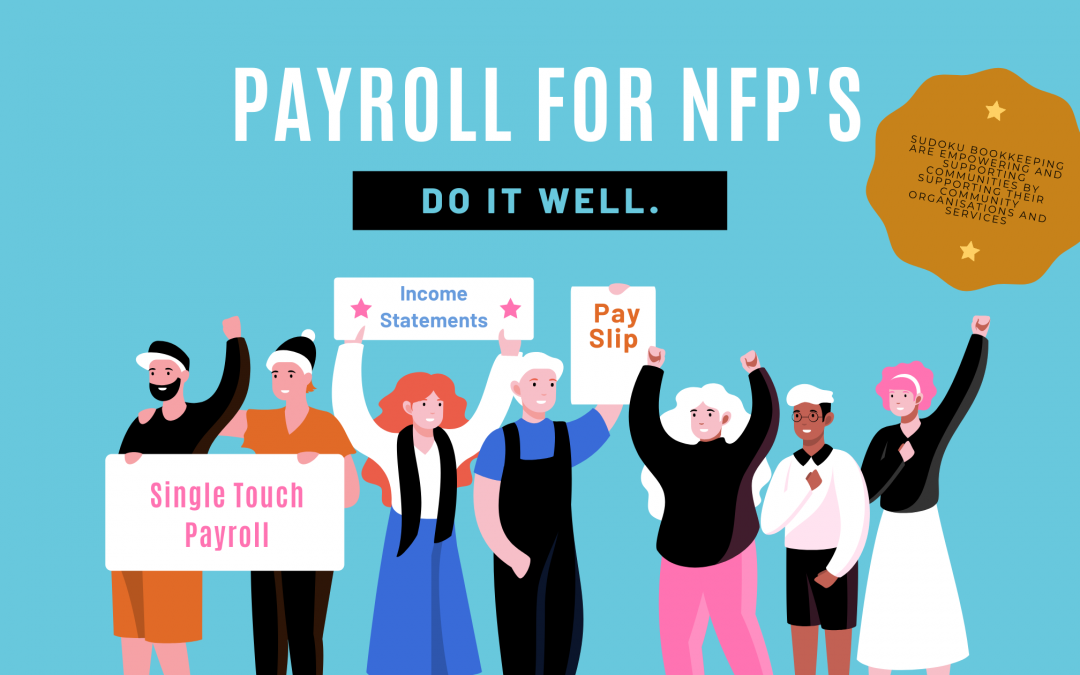 NFP's Employee & Payroll Support