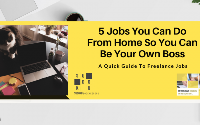 5 Jobs You Can Do Remotely (or From Home) So You Can Be Your Own Boss